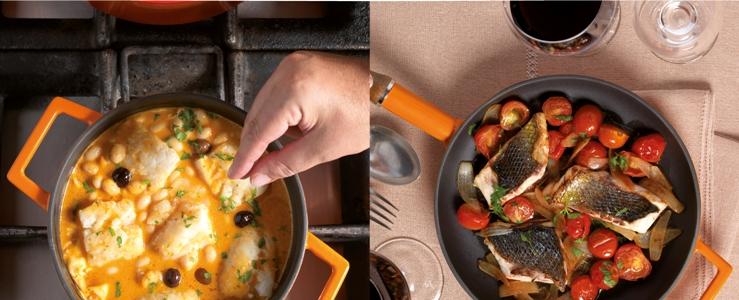 Naczynia kuchenne żeliwne