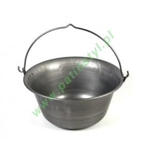 Kociołek żelazny 10 litrów