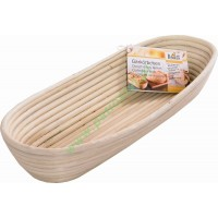 Koszyk do wyrastającego chleba – podłużny 40,5 cm