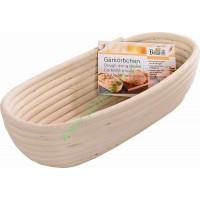 Koszyk do wyrastającego chleba – podłużny 28 cm