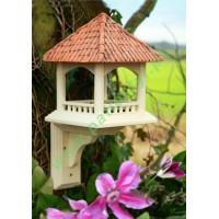 Karmnik dla ptaków Pantile village Classic IV wraz z uchwytem [CL4]