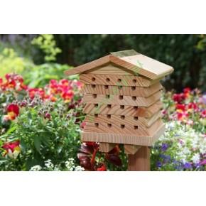 Interaktywny ul dla pszczół samotnic [SBH1]