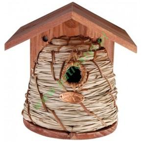 Domek dla ptaków  Budka lęgowa