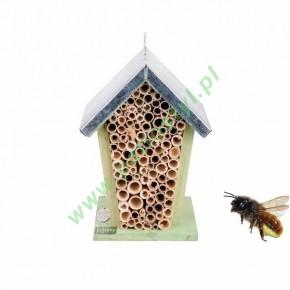 Domek, ul dla owadów pszczoły murarki