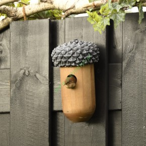 Domek dla ptaków, budka lęgowa ŻOŁĄDŹ
