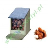 Karmnik dla wiewiórek WA09