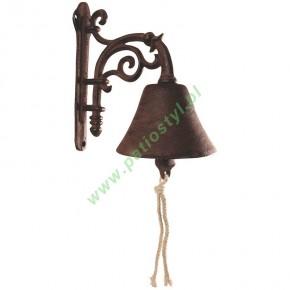 Dzwonek żeliwny do drzwi