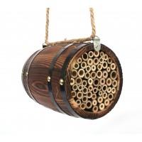 Beczułka ul dla pszczół samotnic