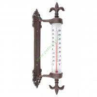 Termometr żeliwny zewnętrzny/wewętrzny