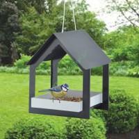 Karmnik dla ptaków metalowy