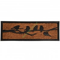 Wycieraczka z ptakami- dla miłośników ptaków