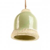 Karmnik wiszący na kulkę/ dzwonek dla ptaków