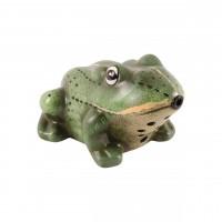 Żaba wydająca dźwięki figurka ogrodowa Dekoracja ogrodu