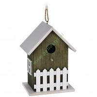 Domek dla ptaków, budka lęgowa