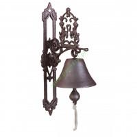 Dzwonek żeliwny do drzwi dzwonek rustykalny